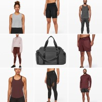 lululemon Markdown Lowdown [Barry's Bootcamp edition] (9/5/19)