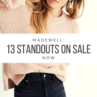 Madewell: 13 Stand-Outs on Sale Now