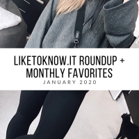 How to Use LIKEtoKNOW.it + Instagram Round-Up for January 2020