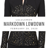 lululemon Markdown Lowdown (2/20/20)